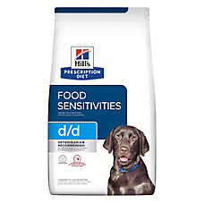 Hill's® Prescription Diet® d/d Skin/Food Sensitivities Dog Food - Grain Free, Potato & Venison