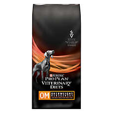 Purina® Pro Plan® Veterinary Diets OM Overweight Management Dog Food