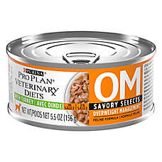 Purina® Pro Plan® Veterinary Diets OM Overwieght Management Cat Food