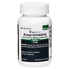 Acepromazine Tablet