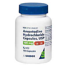Amantadine HCL Capsule