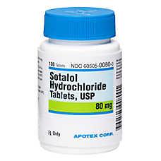 Sotalol Tablet