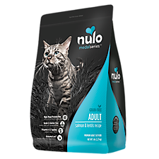 save $5 Nulo® cat food<br>new & exclusively at PetSmart!
