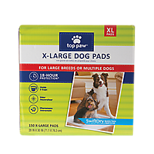 Top Paw extra large dog pads