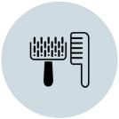 Brushes & Comb