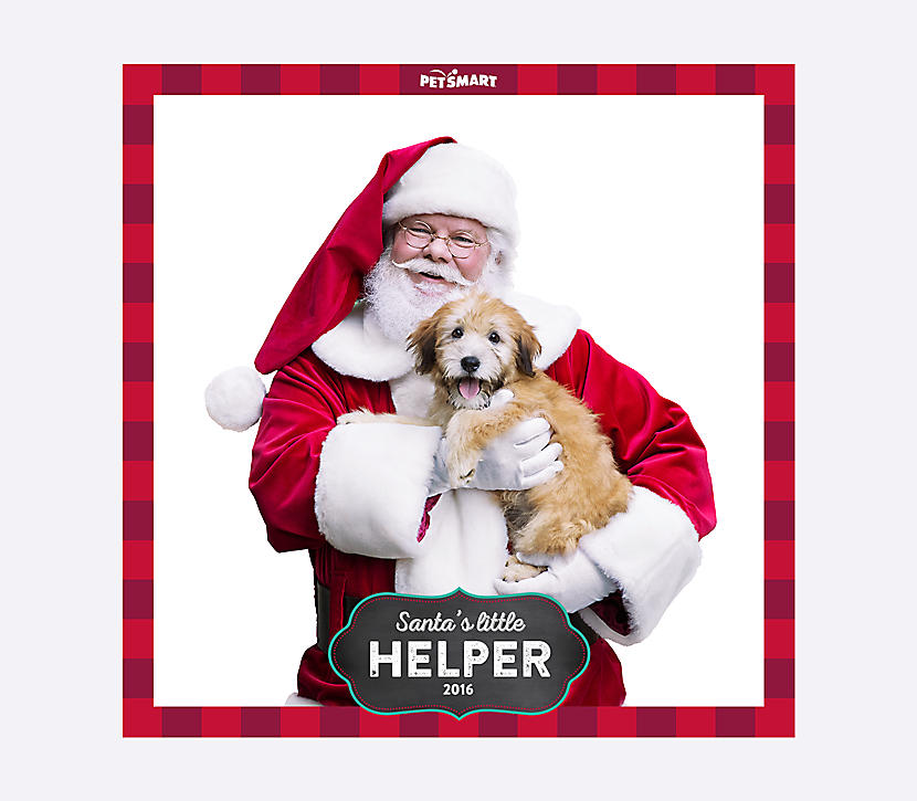 Santa Photo Event