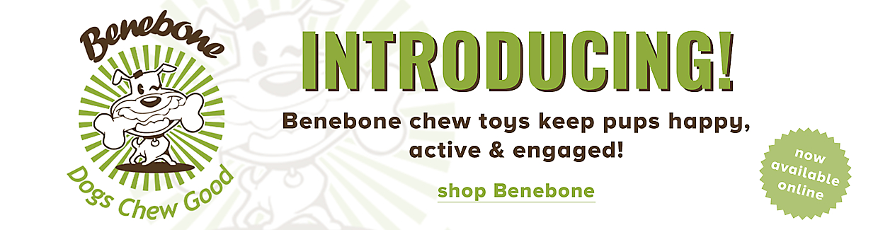 Introducing Benebone!