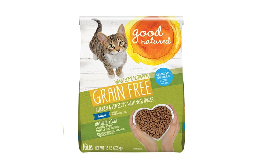 Natural Delicious Cat Food