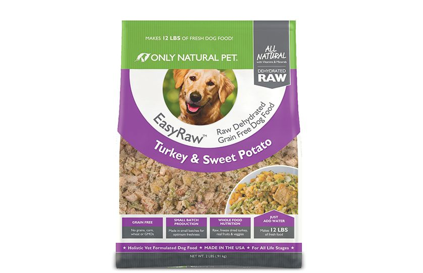 Only Natural Easy Raw Dog Food