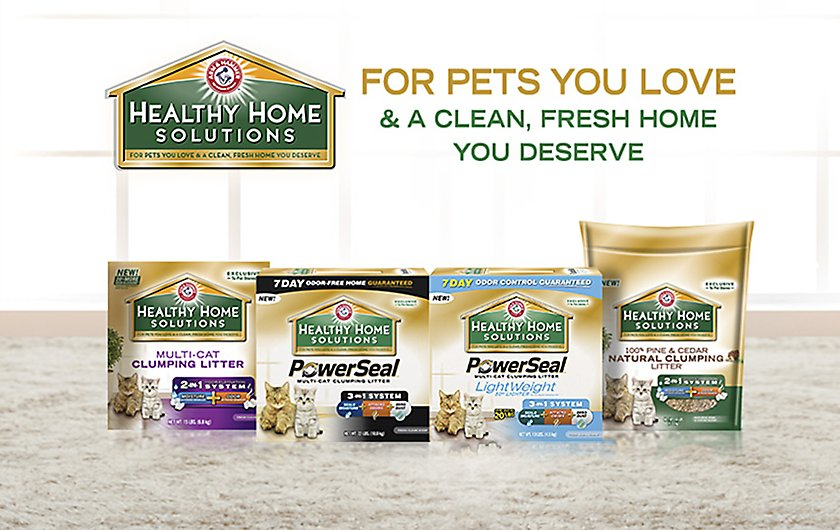 ARM & HAMMER™ Healthy Home Solutions