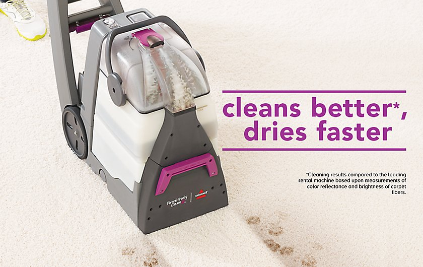 rent carpet cleaner machine