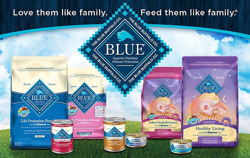 BLUE Life Protection Formula®