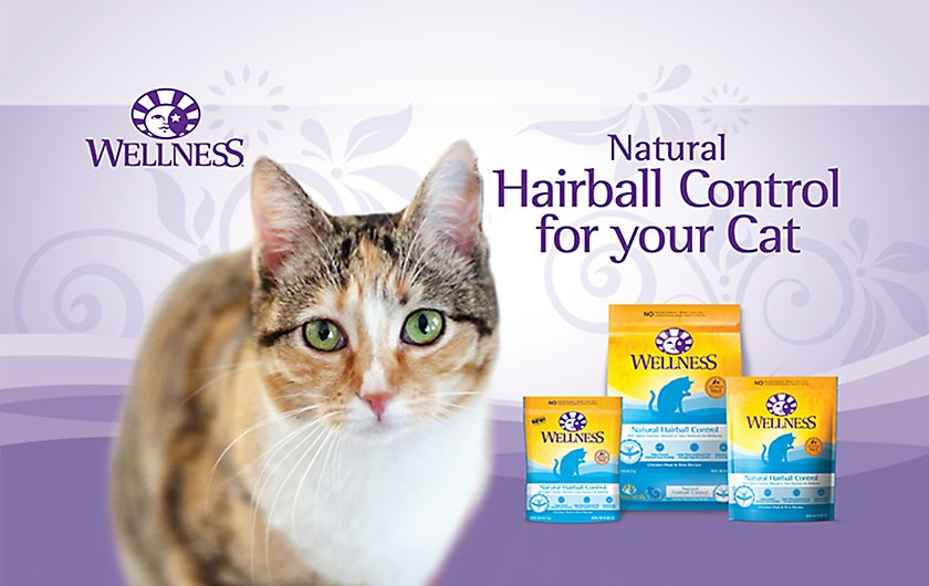 Natural Hairball Control