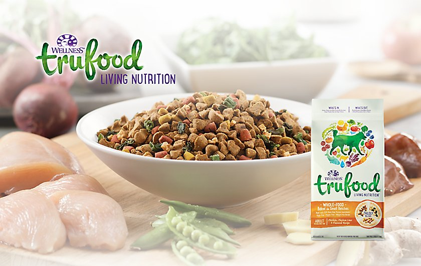 Wellness TruFood® Baked Blends