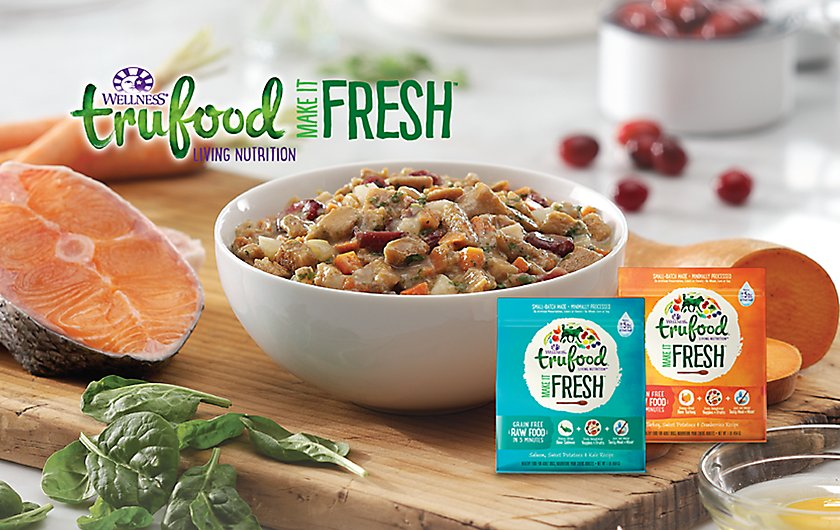 Wellness TruFood® Make It Fresh