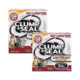 ARM & HAMMER™ Clump & Seal™ LightWeight