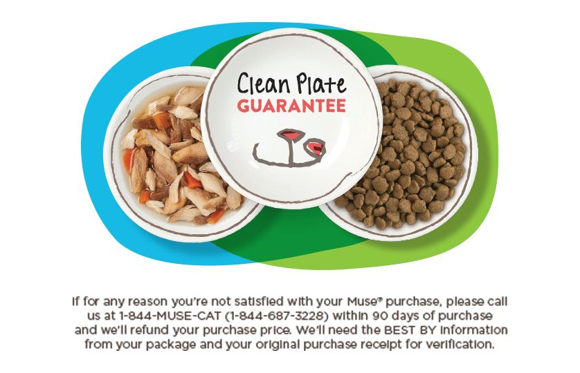 clean plate™ guarantee