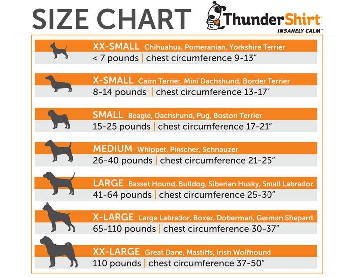 Thundershirt Insanely Calm Dog Anxiety Shirt Dog Stress