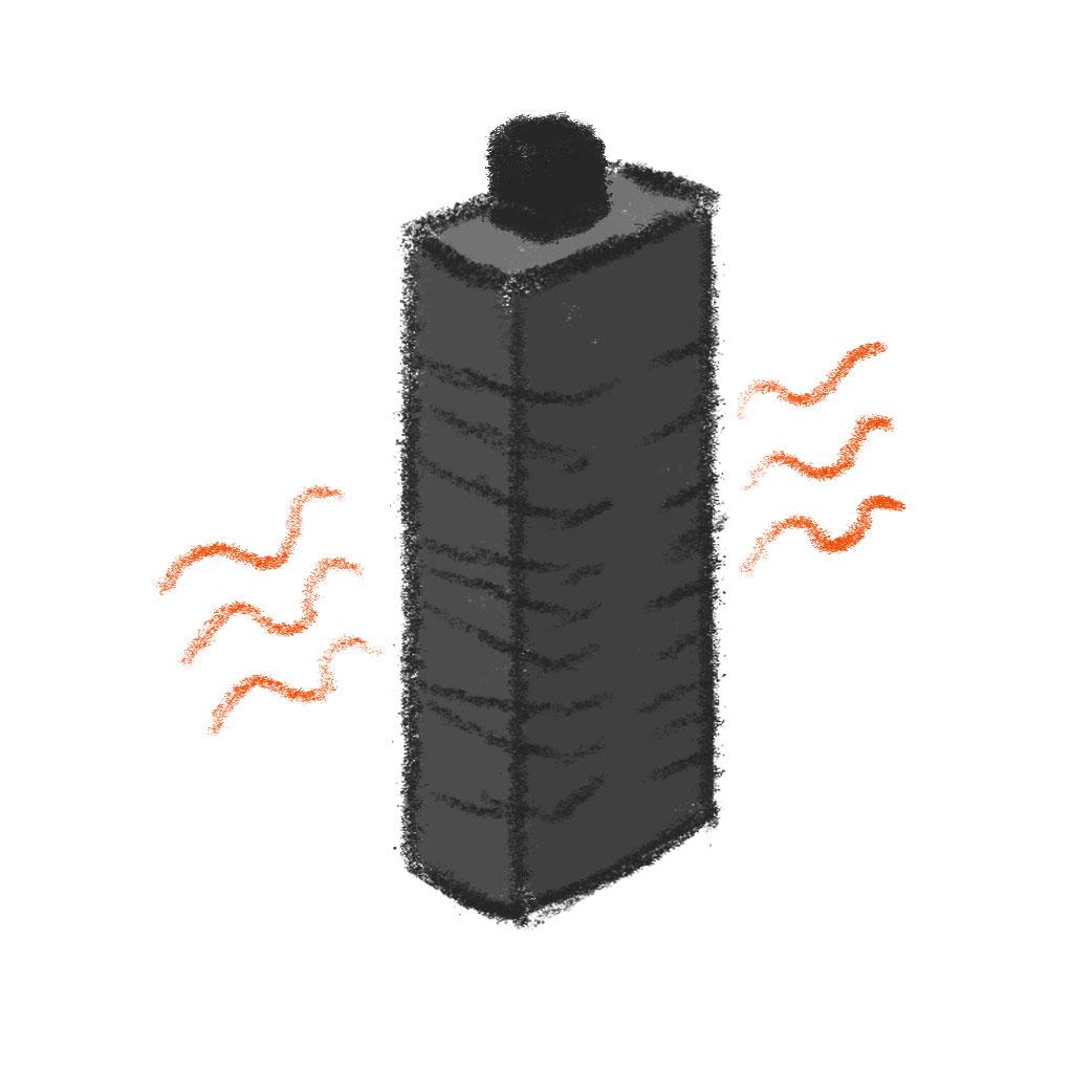 Lighting & Heaters (Illustration)