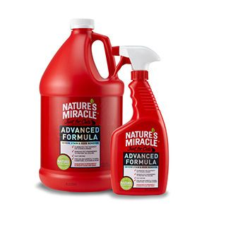 NATURE'S MIRICALE(TM) Dog Stain & Odor Remover