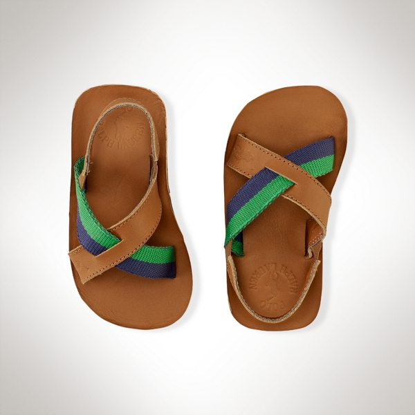 Sale alerts for Toddler Bradley Slide Sandal - Covvet