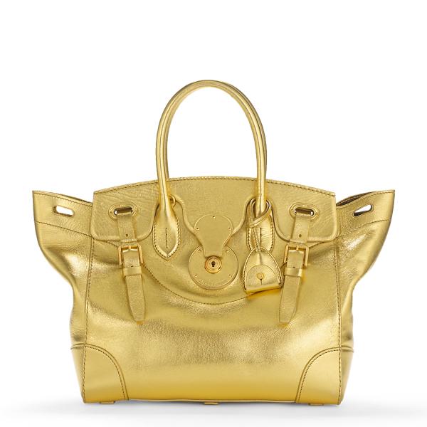 Gold Soft Ricky Bag