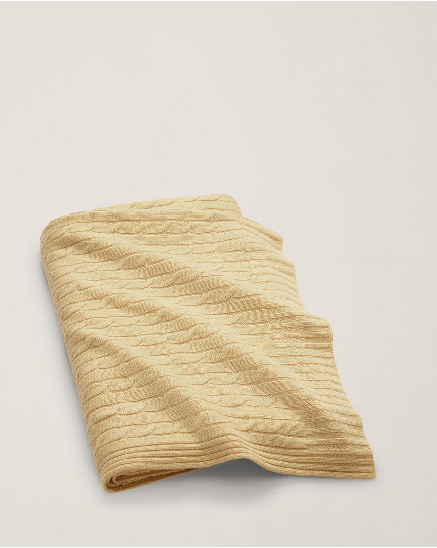 luxury pillows throws  blankets  ralph lauren - cable cashmere throw blanket  ralph lauren home throws  pillows ralphlaurencom