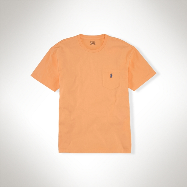 Sale alerts for Polo Ralph Lauren Classic-Fit Pocket T-Shirt - Covvet