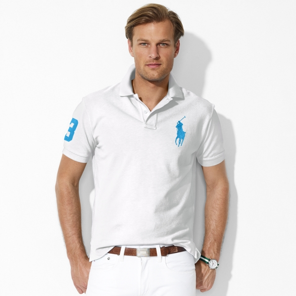 Sale alerts for Polo Ralph Lauren Classic-Fit Big Pony Polo - Covvet