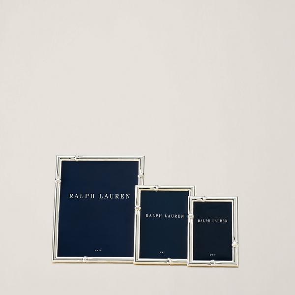 leather & metal photo & picture frames | ralph lauren