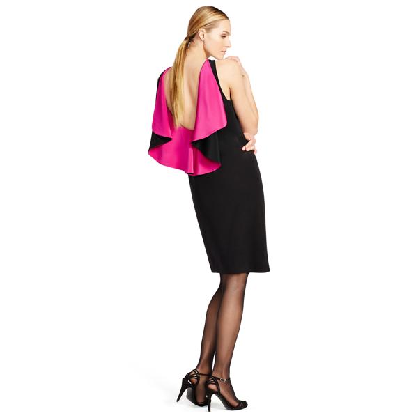 Shantelle Ruffle-Back Dress