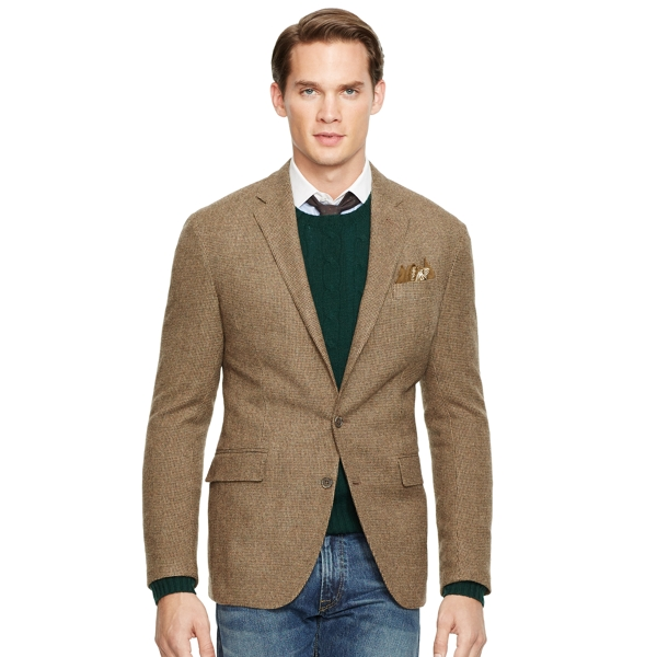 Morgan Tick-Weave Sport Coat