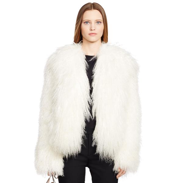 Dionne Shearling Jacket