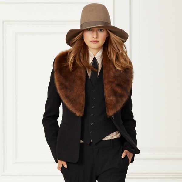 Celeste Wool Jacket