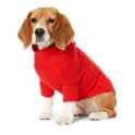 Ralph Lauren Personalized Cable Dog Sweater