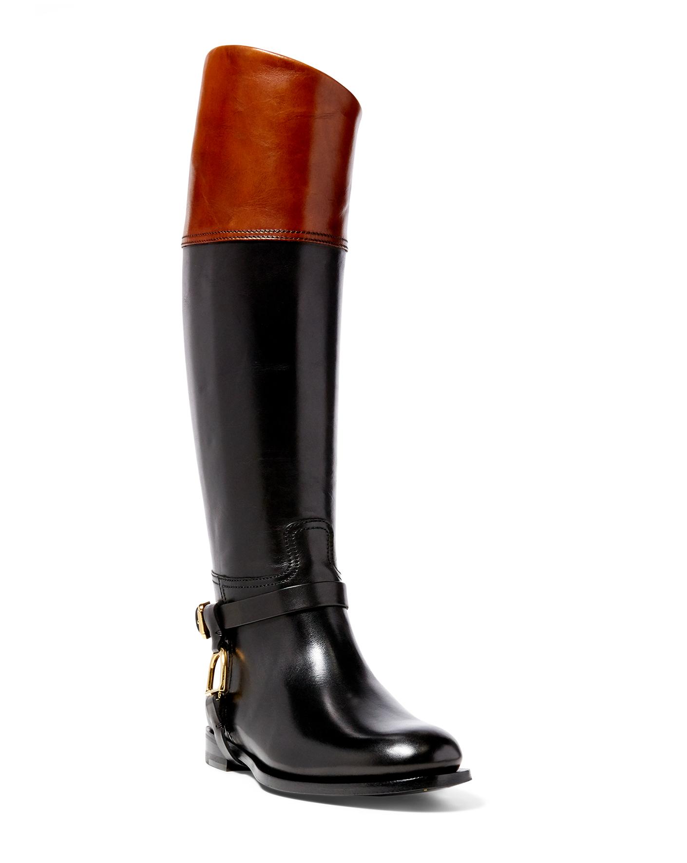 Women's Boots & Booties - Riding, Rain, & More | Ralph Lauren