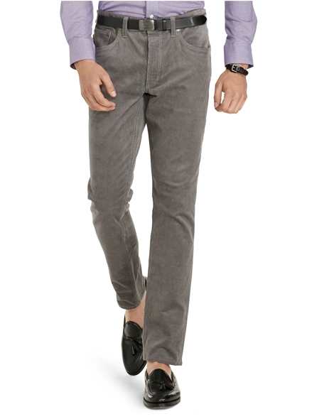 Stretch Slim-Fit Corduroy Pant - Sale Men - RalphLauren.com