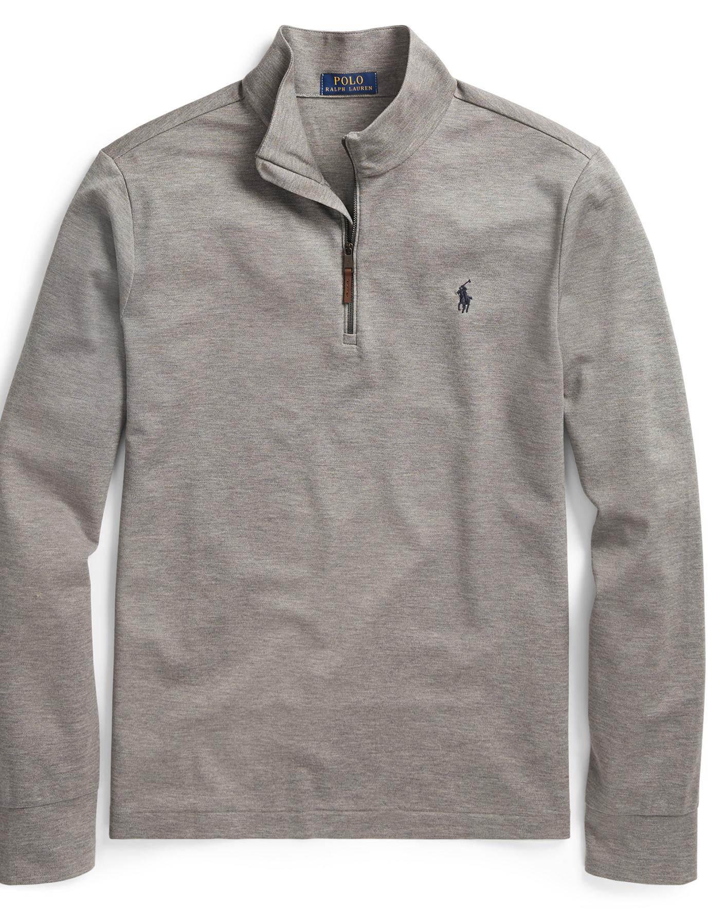 Men's Half & Quarter Zip Sweaters & Pullovers   Ralph Lauren