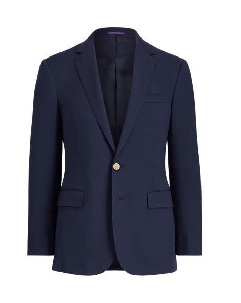 Slim Wool Serge Sport Coat - Sport Coats Sport Coats, Trousers ...