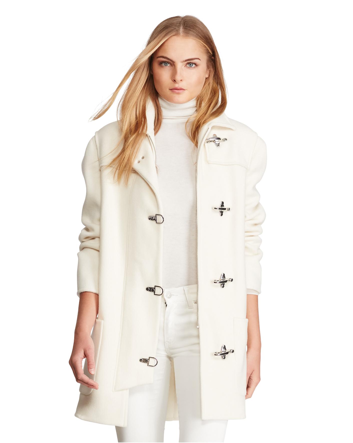Women's Pea coats, Wool Trench Coats, & Puffer Vests | Ralph Lauren