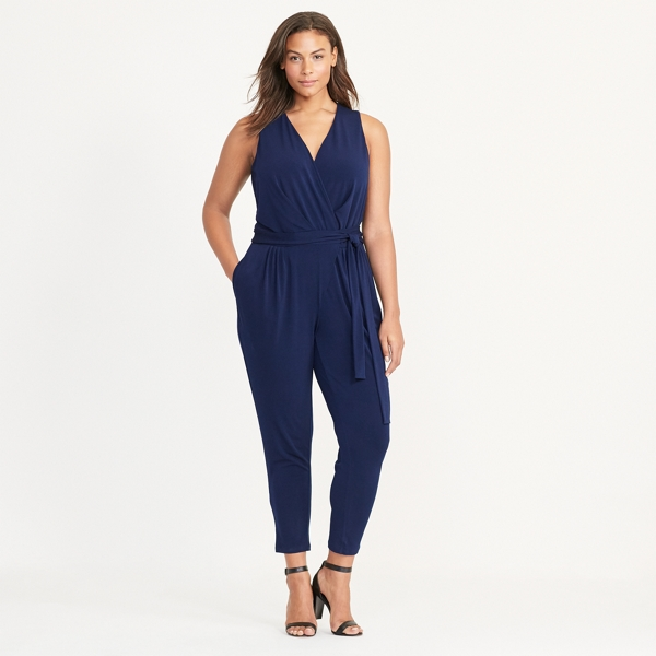 Women's Jumpsuits - Sleeveless & Long-Sleeve | Ralph Lauren