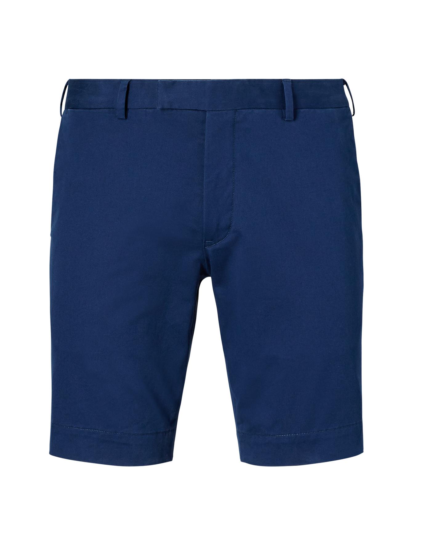 Stretch Slim Fit Twill Short - Shorts Shorts & Swimwear ...