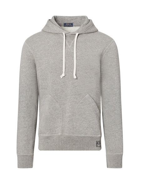 Cotton-Blend-Fleece Hoodie - Sweatshirts T-Shirts & Sweatshirts ...