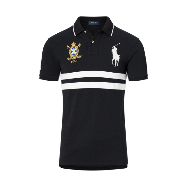 Polo Ralph Lauren Men's Limited Polo Bear T-Shirt, Black/White Tux, X-Large. More Choices from $ 87 out of 5 stars 2. Polo Ralph Lauren. Men Custom Fit USA Graphic Polo Shirt. from $ 59 99 Prime. out of 5 stars Polo Ralph Lauren. Mens Long Sleeve Standard Fit Dress Shirt. from $ .