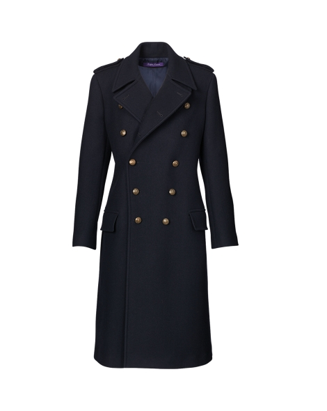 Bennett Wool-Cashmere Coat - Wool Coats & Jackets - RalphLauren.com