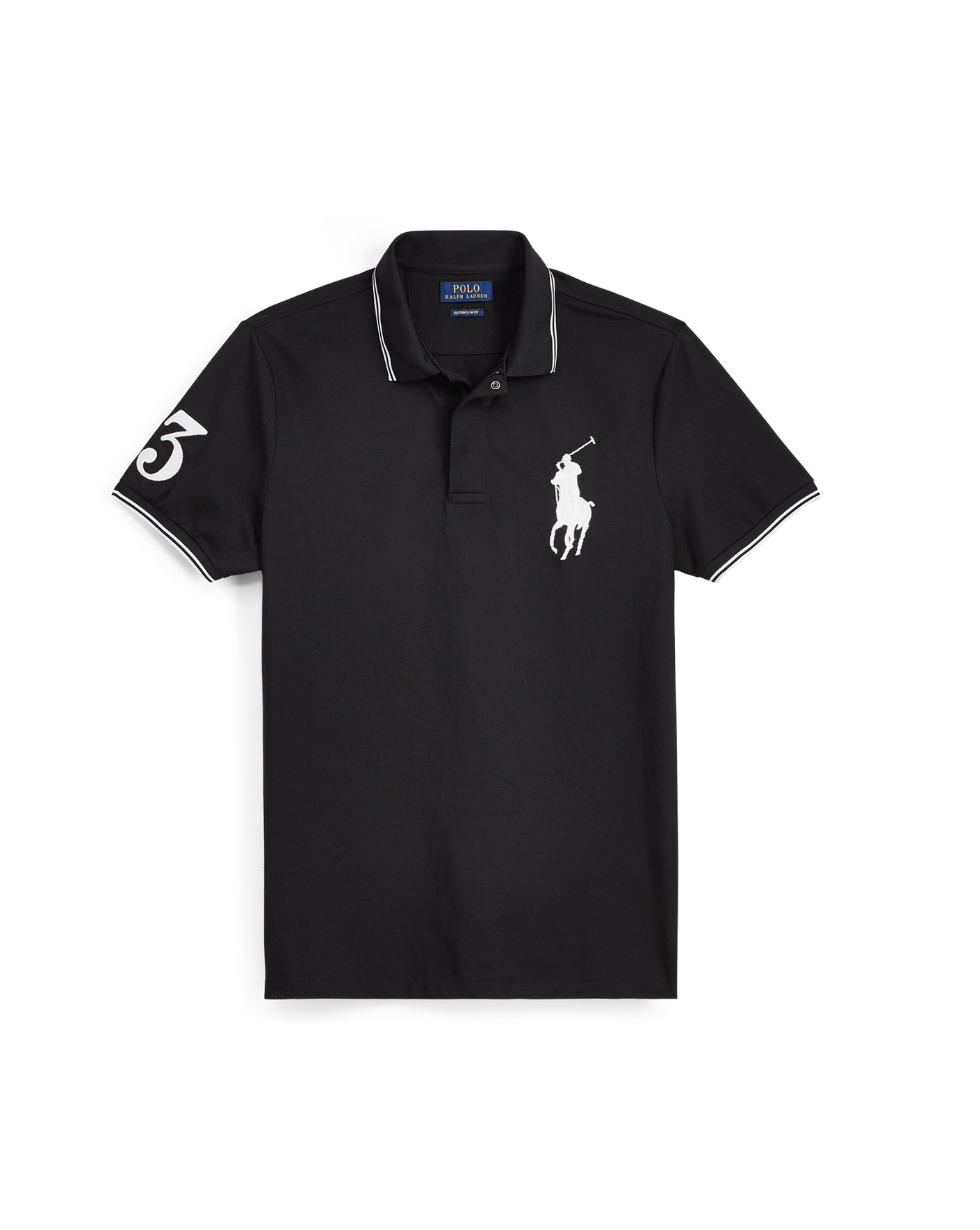Custom Slim Fit Polo Shirt - Custom Slim Polo Shirts - RalphLauren.com
