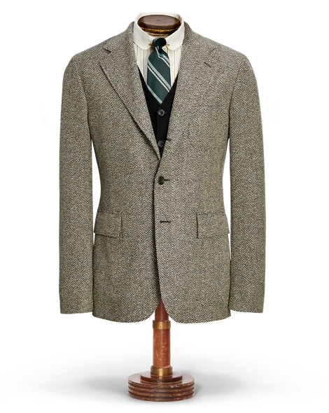 Wool-Cotton Sport Coat - Sport Coats Sport Coats, Trousers & Suits ...
