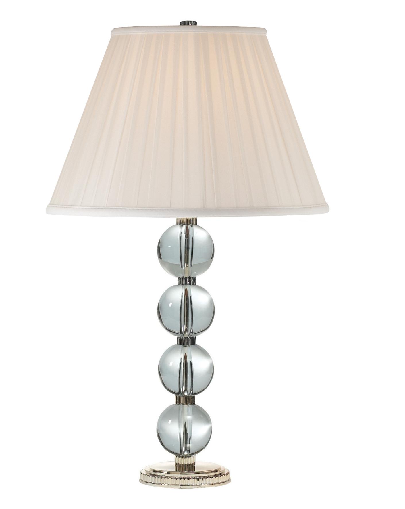 lighting floor lamps table lamps  more  ralph lauren - stacked glass ball table lamp  ralph lauren home table lamps  ralphlauren com