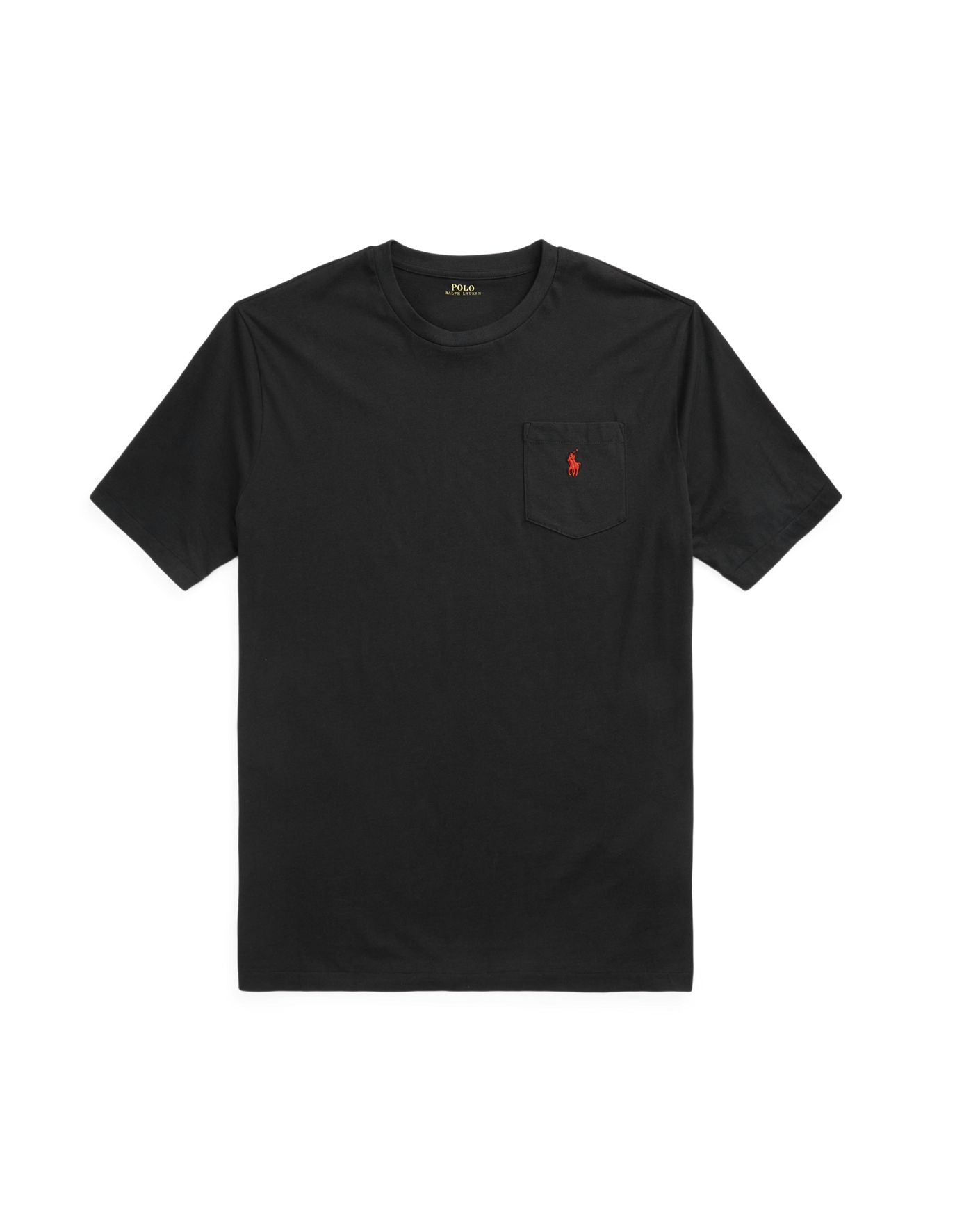 Polo ralph lauren t shirt classic fit pocket for Polo t shirts with pockets