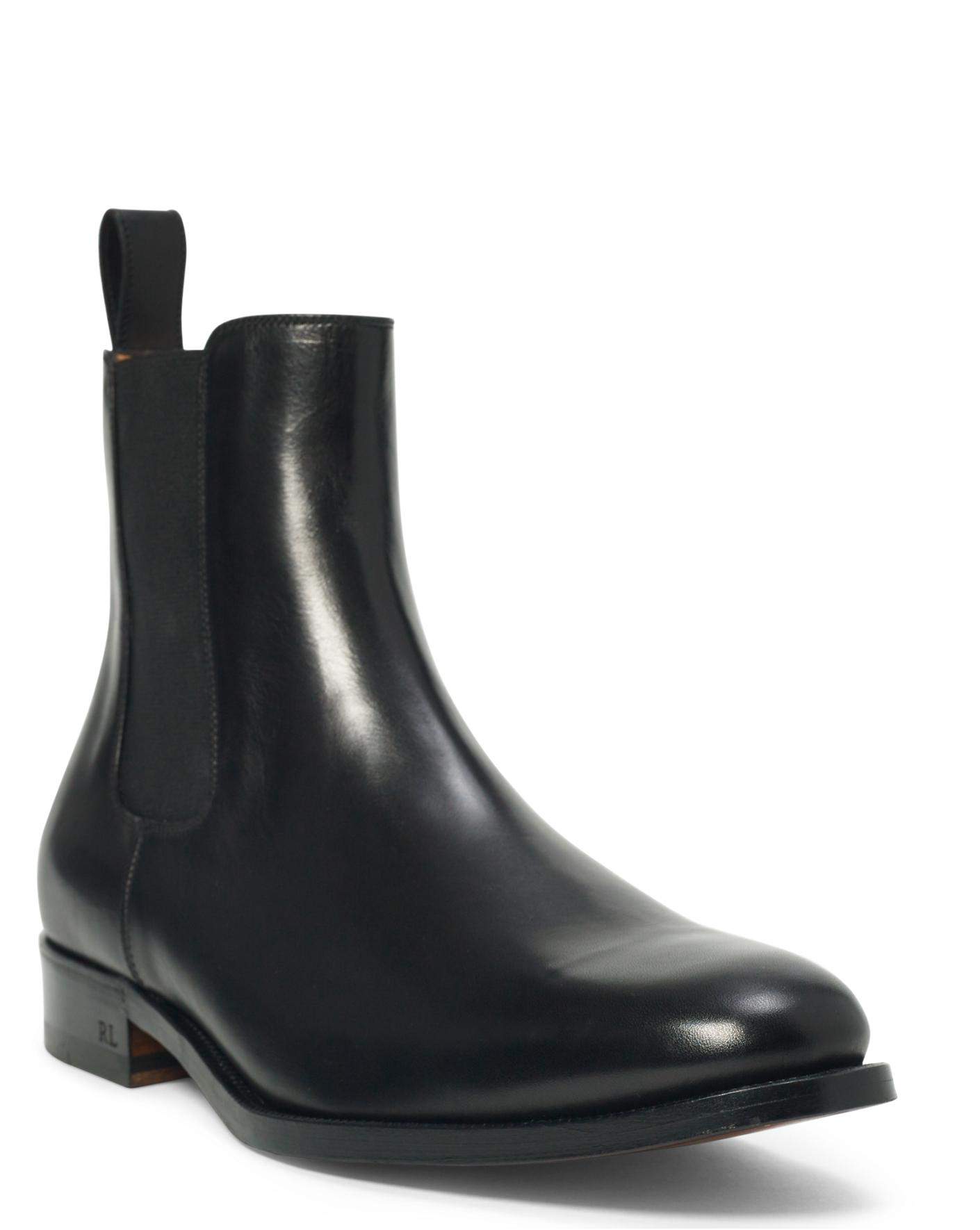 Belgrade Chelsea Boot - Boots Shoes - RalphLauren.com